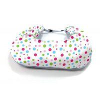 Nuvita - Perna pentru alaptare FeedFriend buline multicolore