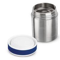 Nuvita Termos inox mancare solida 350 ml - argintiu 1470