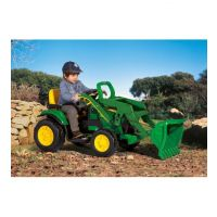 Peg-Perego - Tractor JD Ground Loader