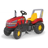 Rolly Toys - Tractor cu pedale copii 035564  Rosu