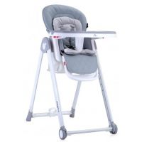 Scaun de masa compact Party Lorelli grey