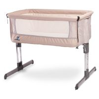 Caretero Patut co-sleeper 2 in 1 Sleep2gether Beige