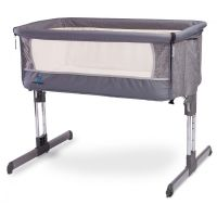 Caretero Patut co-sleeper 2 in 1 Sleep2gether Graphite
