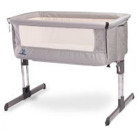 Patut co-sleeper 2 in 1 Sleep2gether Grey