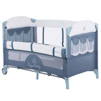 Patut pliabil co-sleeping Chipolino Merida ocean