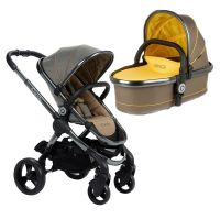 ICandy - Carucior 2 in 1 Peach 3 Olive Honeycomb