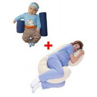 Deseda - Set perna de gravide cu perna de pozitionare