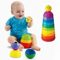 Fisher Price - Piramida cupelor