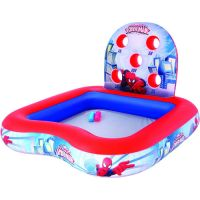 Bestway - Piscina de joaca Interactive Spiderman
