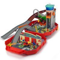 Pista de masini Fireman Sam Ponty Pandy Dickie Toys