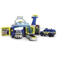 Pista de masini SWAT Station Dickie Toys Dickie Toys