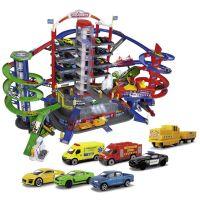 Pista de masini Super City Garage Majorette