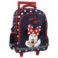 Troller Minnie Mouse pentru scoala Derform
