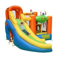 Happy Hop - Saltea gonflabila Play center 10 in 1