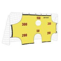 Poarta de fotbal cu marcaje  Net Playz 290X165X90 cm