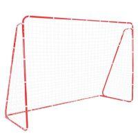 Poarta de fotbal Net Playz 300x200x120 cm