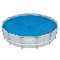 Prelata solara pentru piscina 427 cm Bestway 58252, mentine si incalzeste temeperatura apei
