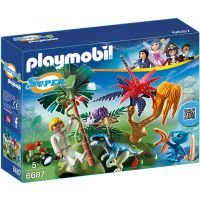 Playmobil - Super 4 - insula pierduta