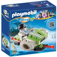 Playmobil - Super 4 - skyjet