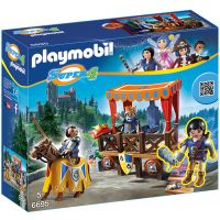 Playmobil - Super 4 - tribuna regala