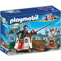 Playmobil - Super 4 - gardianul baronului negru