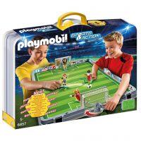 Playmobil - Stadionul mobil de fotbal