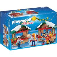 Playmobil - Targul de craciun