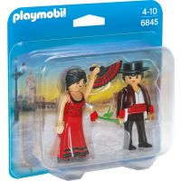Playmobil - Set 2 figurine Dansatori Flamenco