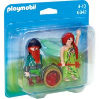 Playmobil - Set 2 figurine Elf si Pitic