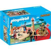Playmobil - Set Arena Gladiatorilor
