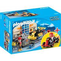 Playmobil - Set garajul carturilor