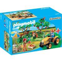 Playmobil - Set recolta din livada