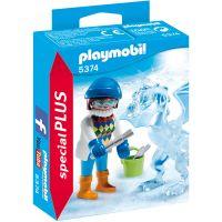 Playmobil  Sculptor de gheata
