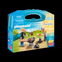 Playmobil - Set portabil Iesire La Gratar