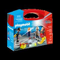 Playmobil - Set portabil Operatiunea De Salvare