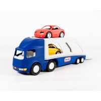 Little Tikes - Transportor masini albastru