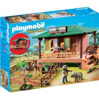 Playmobil - Zona silvica si animale