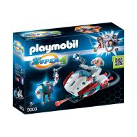 Playmobil - Super 4 - skyjet, dr. x si robot