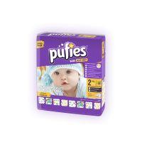 Pufies - Scutece numarul 2 Mini 80 buc