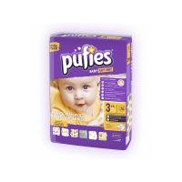 Pufies - Scutece numarul 3 Midi 74 buc