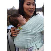 Boba - Wrap elastic pentru purtarea bebelusilor Limited Edition Plume
