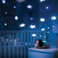 Summer Infant - Lampa cu Sunete Si Proiectii Deluxe Puppy