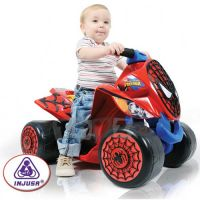 Injusa - Quad electric Spiderman