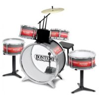 Bontempi - Set Tobe Rock Drummer