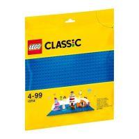 Lego Classic placa de baza albastra L10714