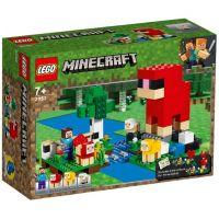 Lego Minecraft Ferma de lana L21153