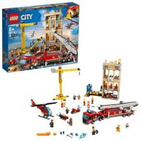 Lego City Divizia pompierilor din centrul orașului L60216