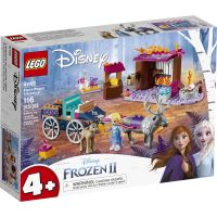 Lego Disney Aventura Elsei cu trasura L41166