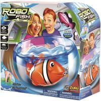 Zuru - Set Robofish Tropical cu acvariu
