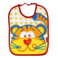 BoboBaby baveta frotir 12 luni+ Tigru